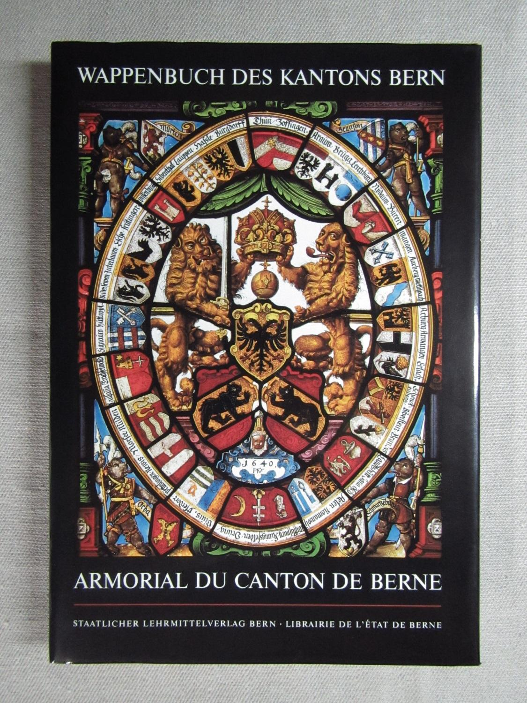 Wappenbuch des Kantons Bern. Das Berner Staatswappen