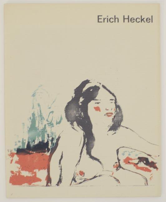 Erich Heckel Holzschnitte Lithographien Radierungen aus den: HECKEL, Erich