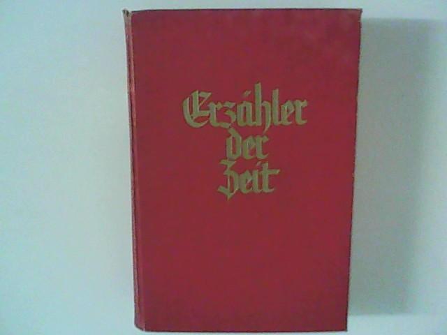 Erzähler der Zeit: Seibold, Karl Hrsg.:
