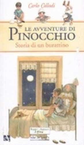Le avventure di Pinocchio - Collodi, Carlo