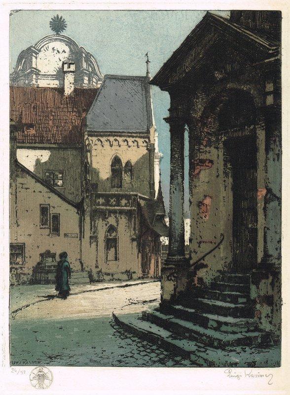 München.: KASIMIR, Luigi (1881-1962)