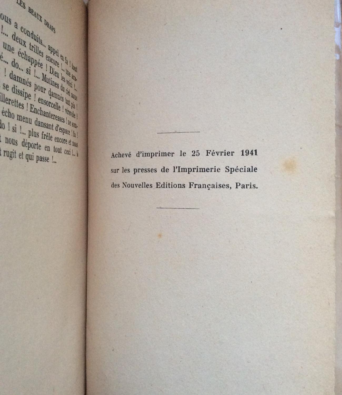 Celine Louis Ferdinand Les Beaux Draps Abebooks