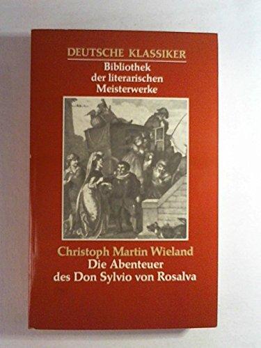 Die Abenteuer des Don Sylvio von Rosalva: Christoph, Martin Wieland: