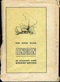 Einigen. die Geschichte einer bernischen Dorfkirche im: Keller, Hans Gustav: