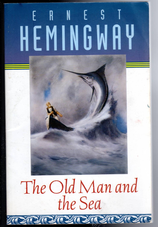 ملخص قصة العجوز والبحر بالعربي والانجليزي The Old Man And The Sea 30525718295