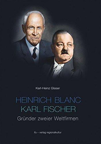 Heinrich Blanc - Karl Fischer: Glaser, Karl H
