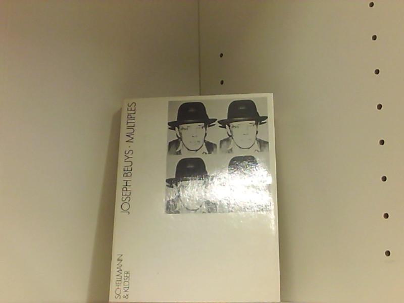 Joseph Beuys, Multiplizierte Kunst. Werkverzeichnis. Multiples u.: Schellmann, Jörg, Bernd