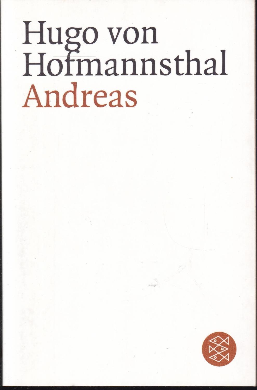 Andreas: Hofmannsthal, Hugo Von
