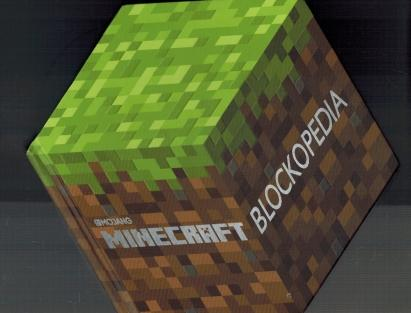 Minecraft Blockopedia. Mojang. [Übers. aus dem Engl.: Josef Shane] - Wissnet, Matthias und Josef Shanel