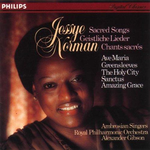 Norman, Jessye: Geistliche Lieder: Norman, Jessye, Alexander
