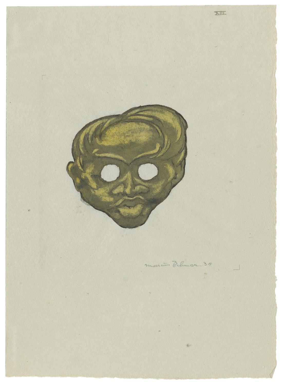 Goldene Maske.: Behmer, Marcus -