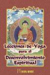 LECCIONES DE YOGA PARA EL DESENVOLVIMIENTO ESPIRITUAL - Mukerji, Swami