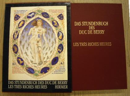 Das Stundenbuch des Duc de Berry. Les: CAZELLES, RAYMOND &