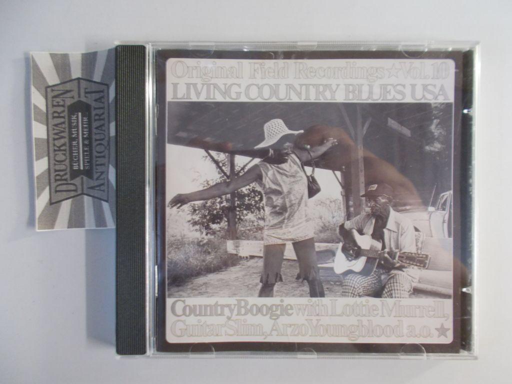 Orginal Field Recordings Vol. 10 . Living: Various Artist: