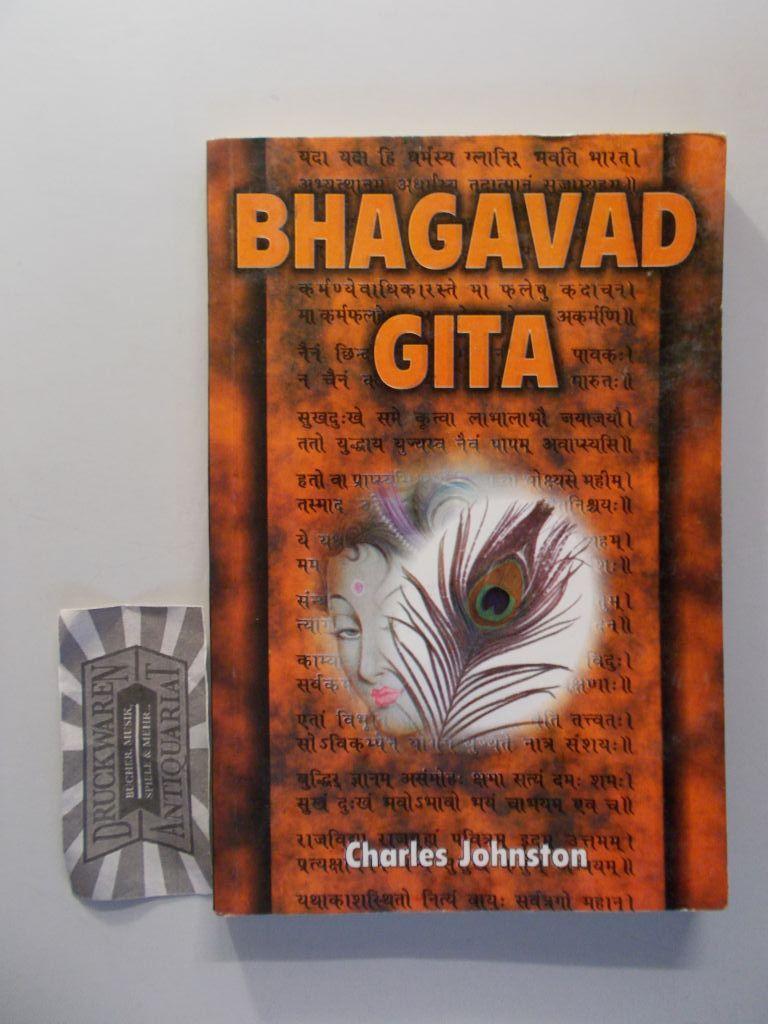 Bhagavad Gita. - Johnston, Charles