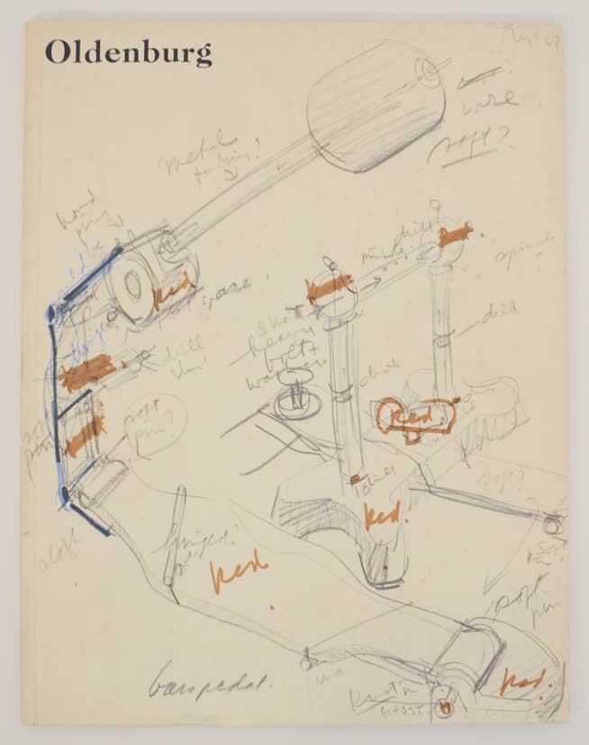 Claes Oldenburg: OLDENBURG, Claes