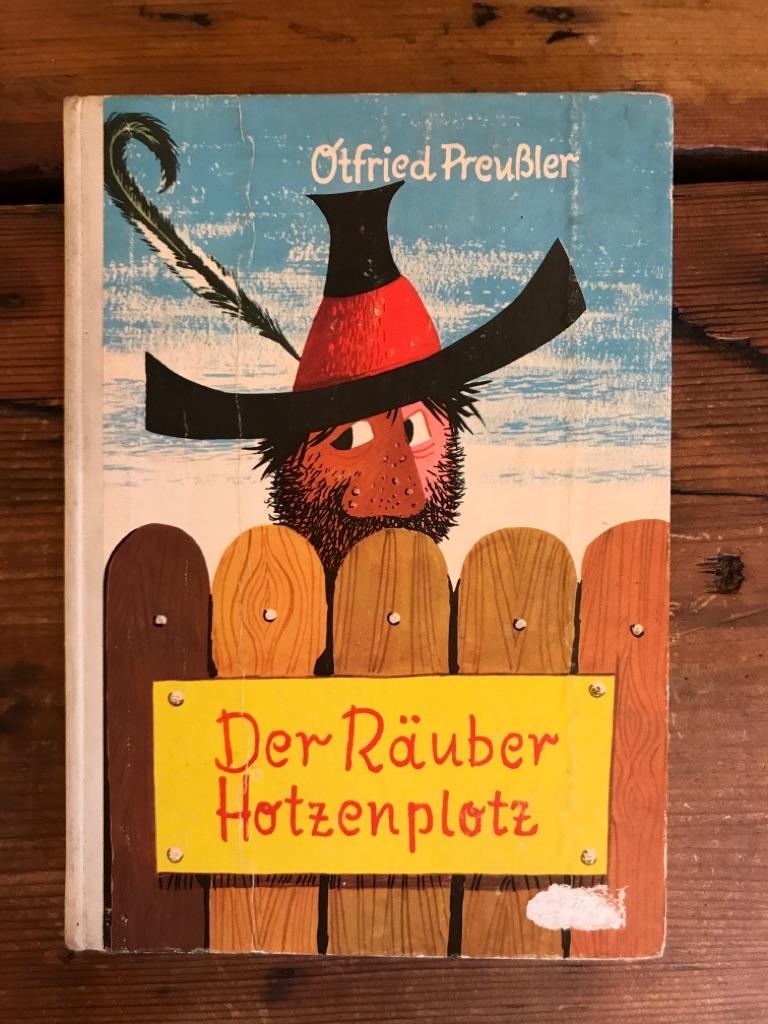 Der Räuber Hotzenplotz: Preußler, Otfried: