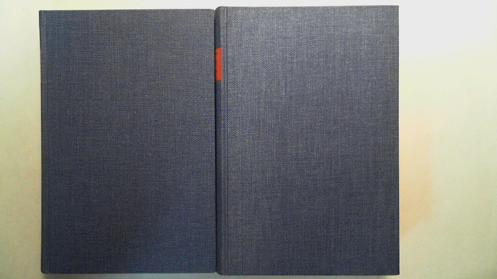 Das Privatleben der Römer. 2 Bände.: Marquardt, Joachim: