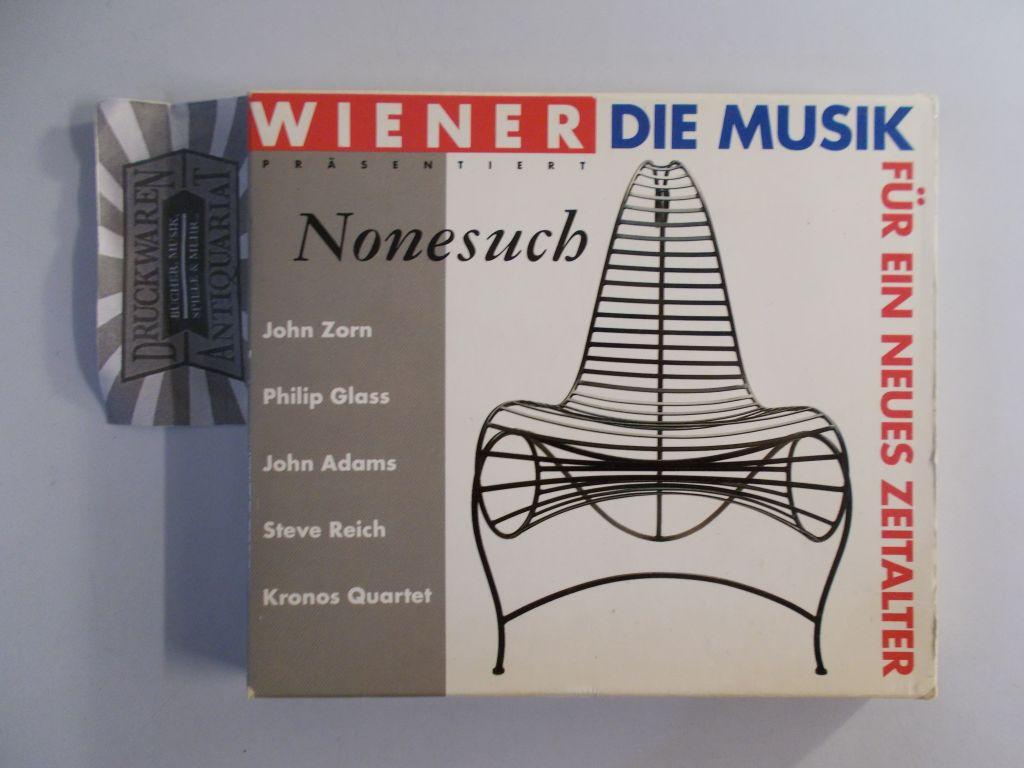 Nonesuch: Die Musik für ein Neues Zeitalter: Various Artist: