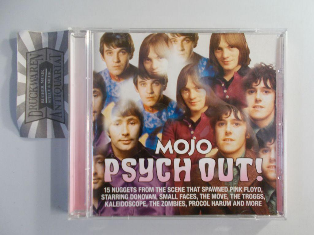 Psych Out! [Audio CD]. Mojo presents.: Various Artist: