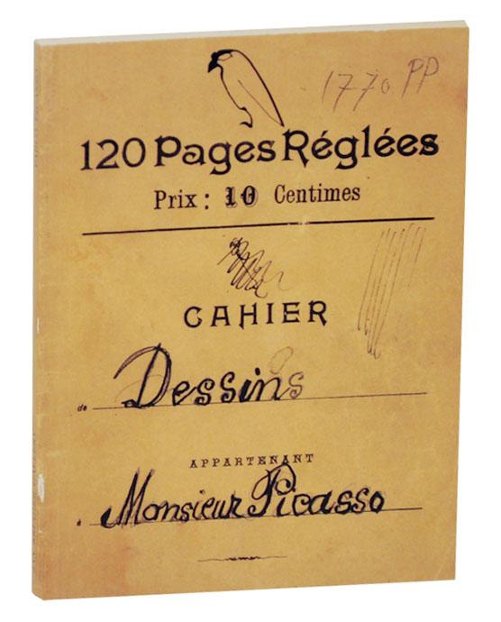 120 Pages Reglees Prix 10 Centimes Cahier: PICASSO, Pablo