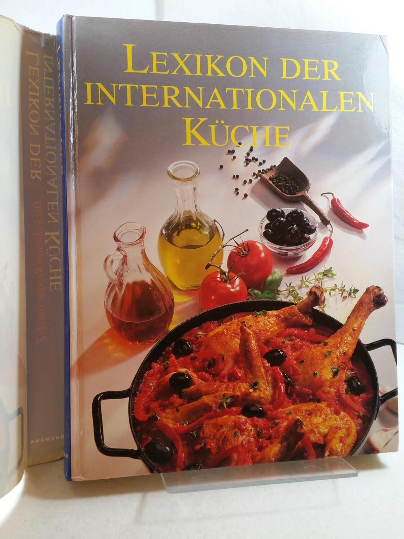 Lexikon der internationalen Küche : Die leckersten: Wilson, Anne (Mitwirkender)
