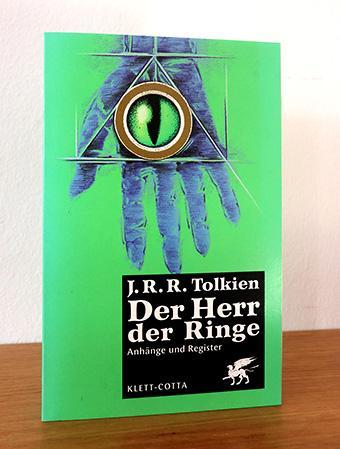 Der Herr der Ringe - Anhänge und: Tolkien, J.R.R.
