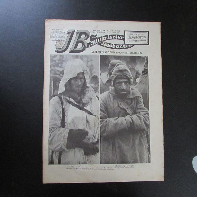 Illustrierter Beobachter - (16. Jahrgang, Folge 52: Loder, Dietrich: