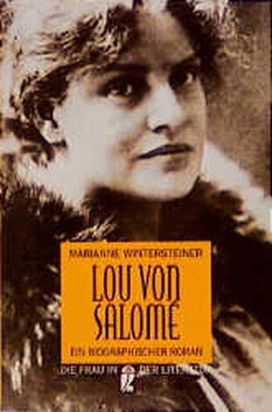 Lou von Salome - Wintersteiner, Marianne