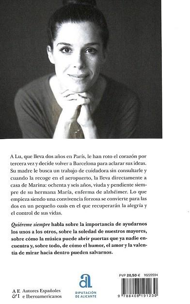 Quiéreme Siempre Premio Azorín De Novela 2018 Par Nuria Gago En Buen Estado 2018 Llibreria Carlos