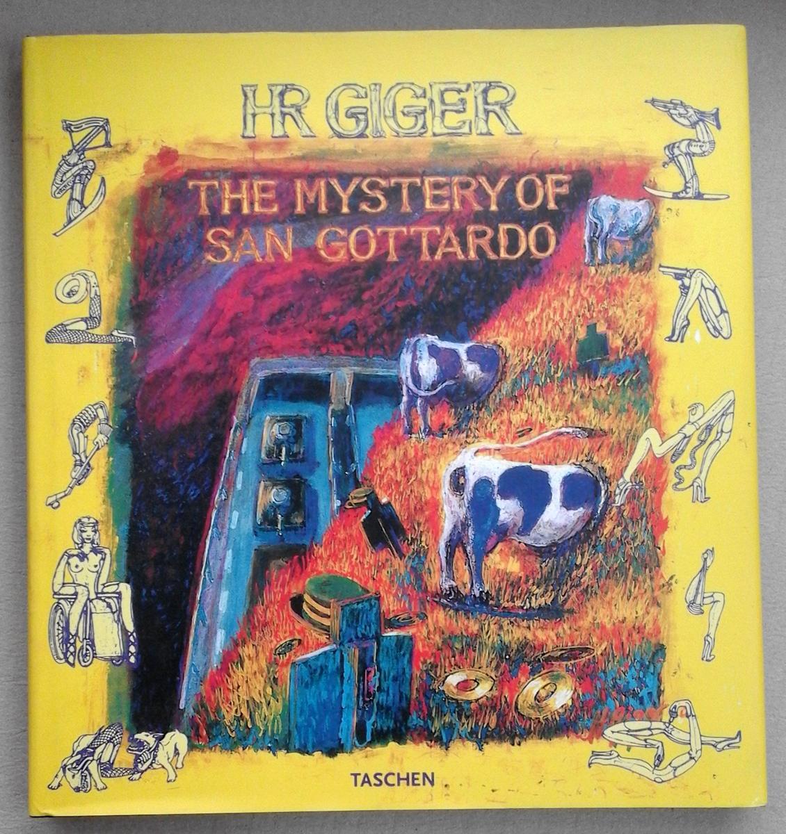 The Mystery of San Gottardo (Taschen Specials): Giger, H R