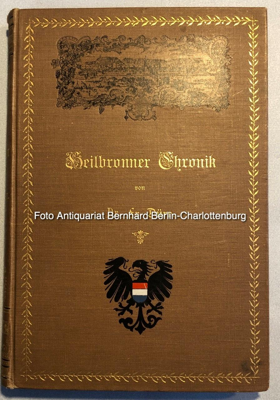 Heilbronner Chronik: Friedrich Dürr