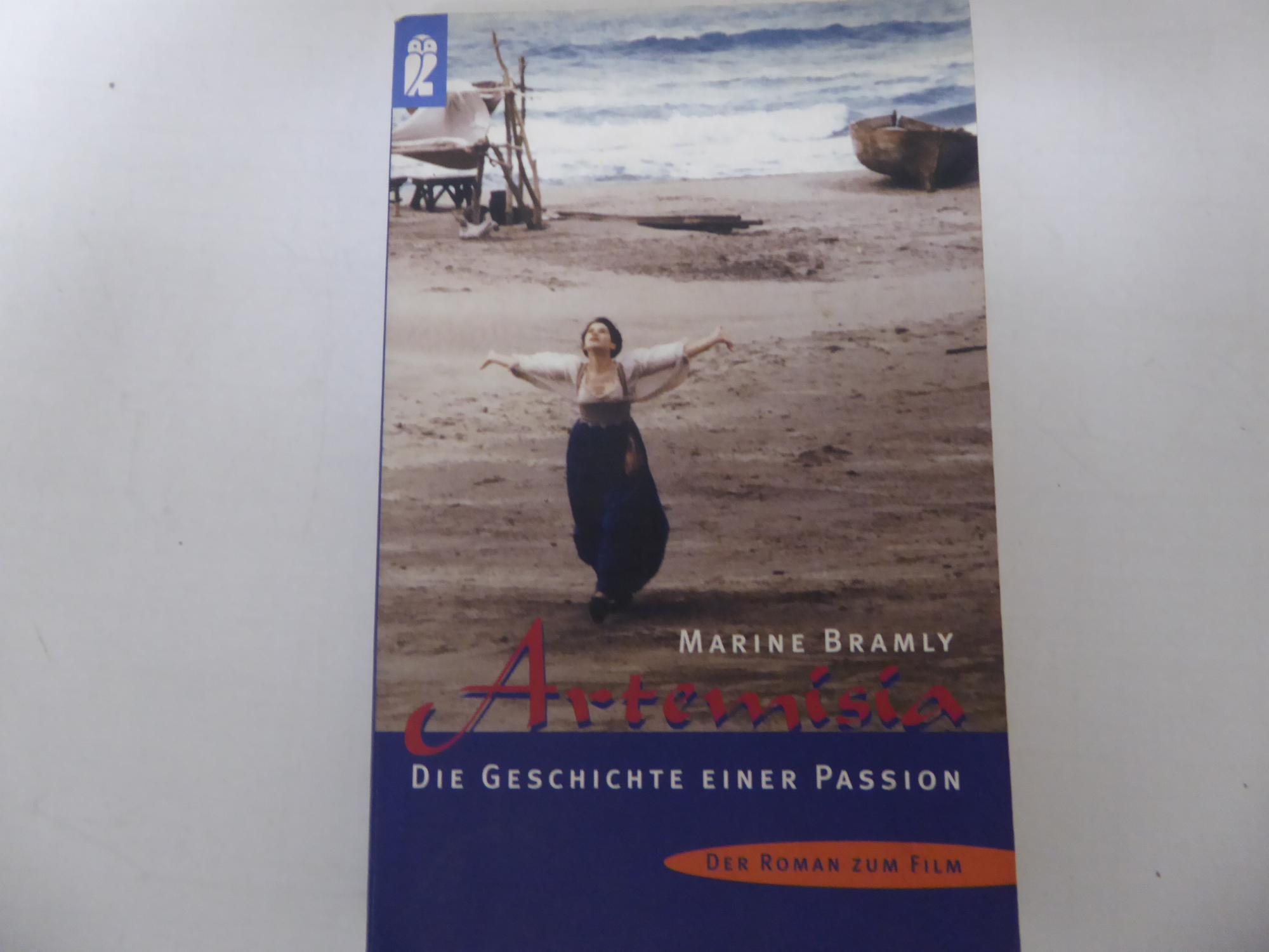 Artemisia. Die Geschichte einer Passion. Der Roman zum Film von Agnès Merlet. TB - Marine Bramly