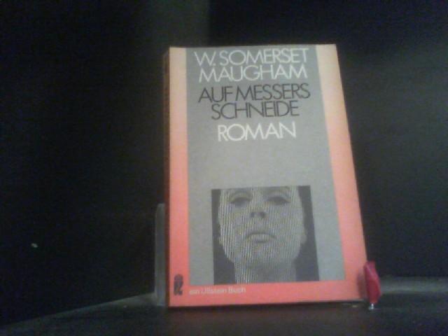 Auf Messers Schneide Roman: Maugham, William Somerset: