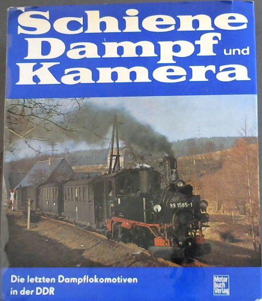 Schiene, Dampf und Kamera. Die letzten Dampflokomotiven: Muller, Hans