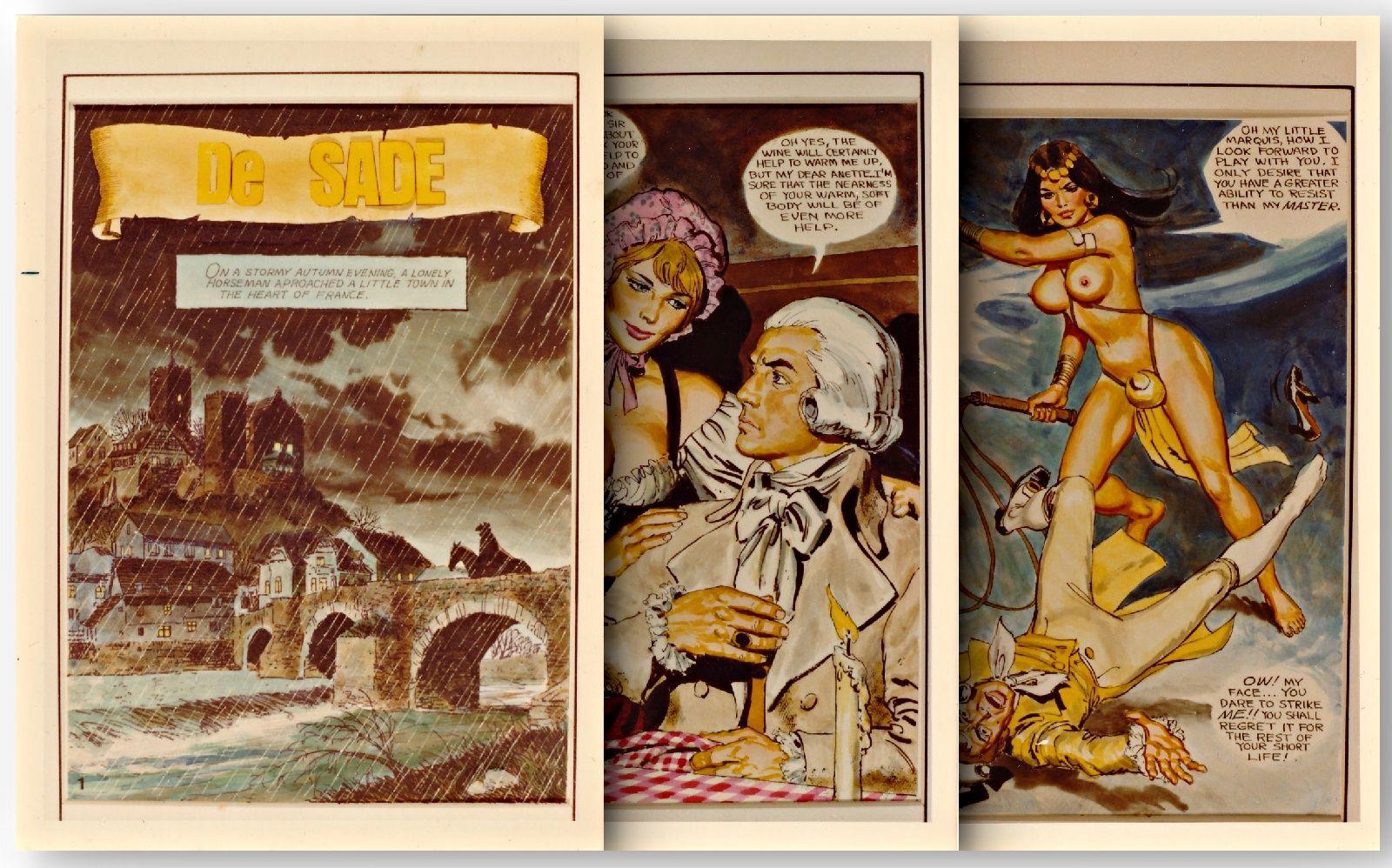 Comics erotic Comic