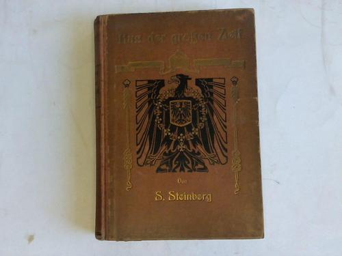 Aus der großen Zeit. Geschichte des 2.: Steinberg, S.