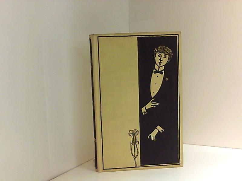 Das Bildnis des Dorian Gray. Aus dem: M., Preiss und