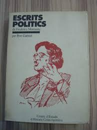 Escrits politics de Frederica Montseny - Montseny, Federica