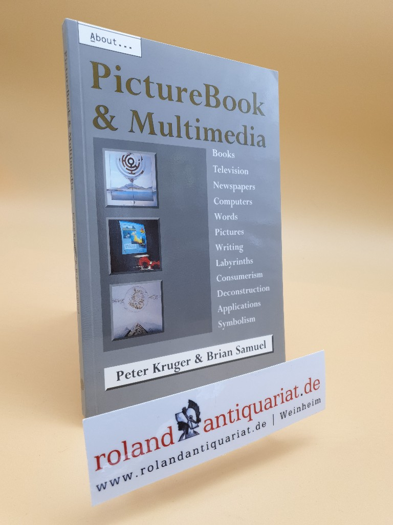 About PictureBook and Multimedia: Kruger, Peter und