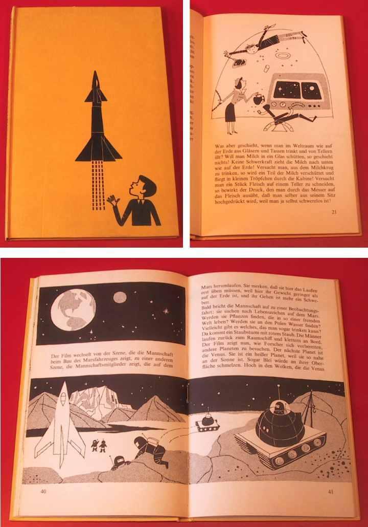 Auf in den Weltraum! Wissenswertes für junge: Autor / Editor: