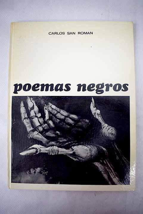 Poemas negros - San Román, Carlos