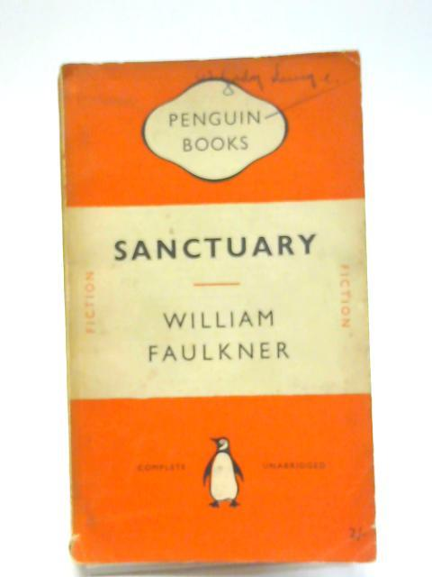 Sanctuary.: William Faulkner