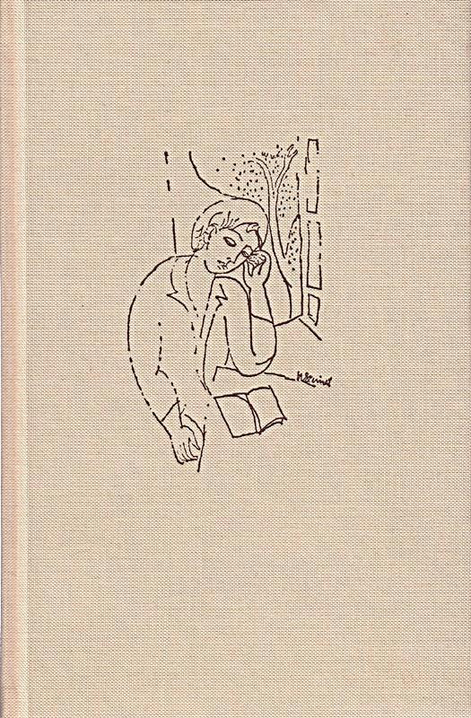 Gedichte. Auswahl aus dem lyrischen Werk: Platen, August von