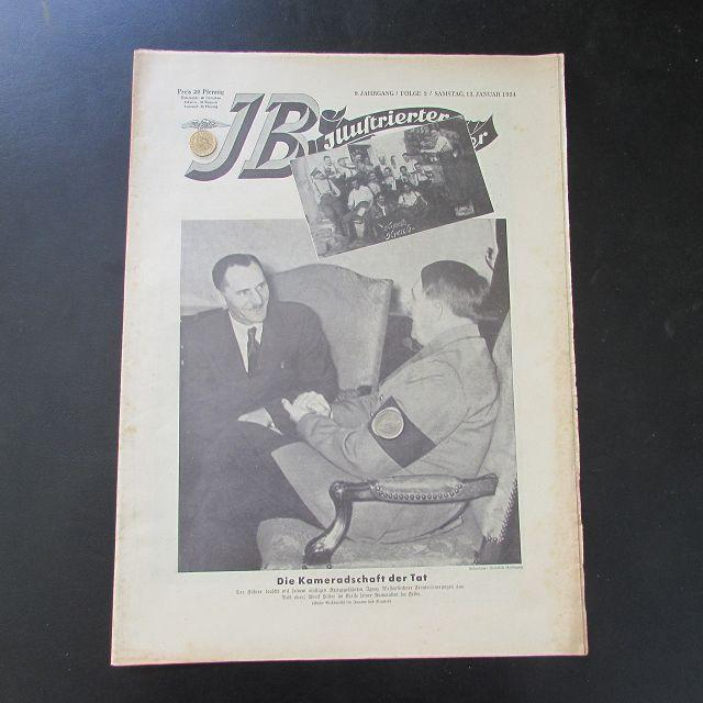 Illustrierter Beobachter - Adolf Hitler (9. Jahrgang,: Loder, Dietrich:
