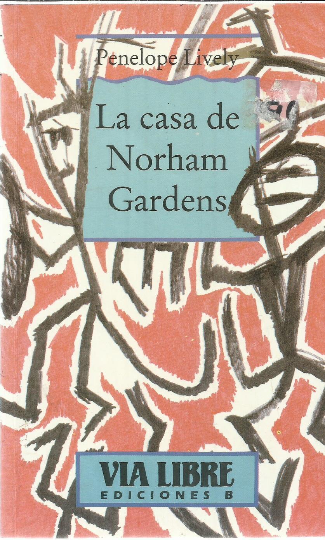 CASA DE NORHAM GARDENS - LA - LIVELY, PENELOPE