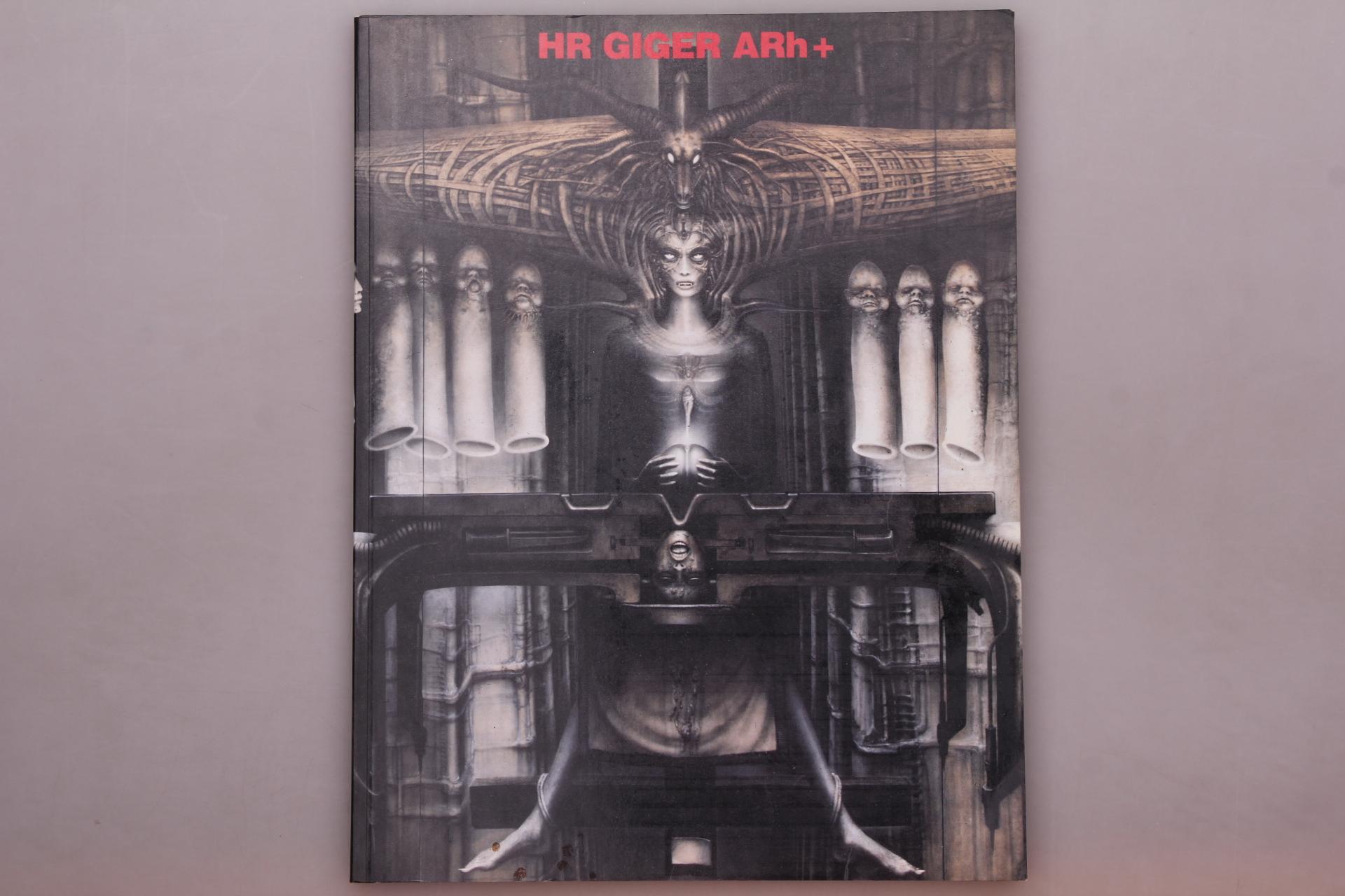 HR GIGER ARH+.: Giger, H. R.