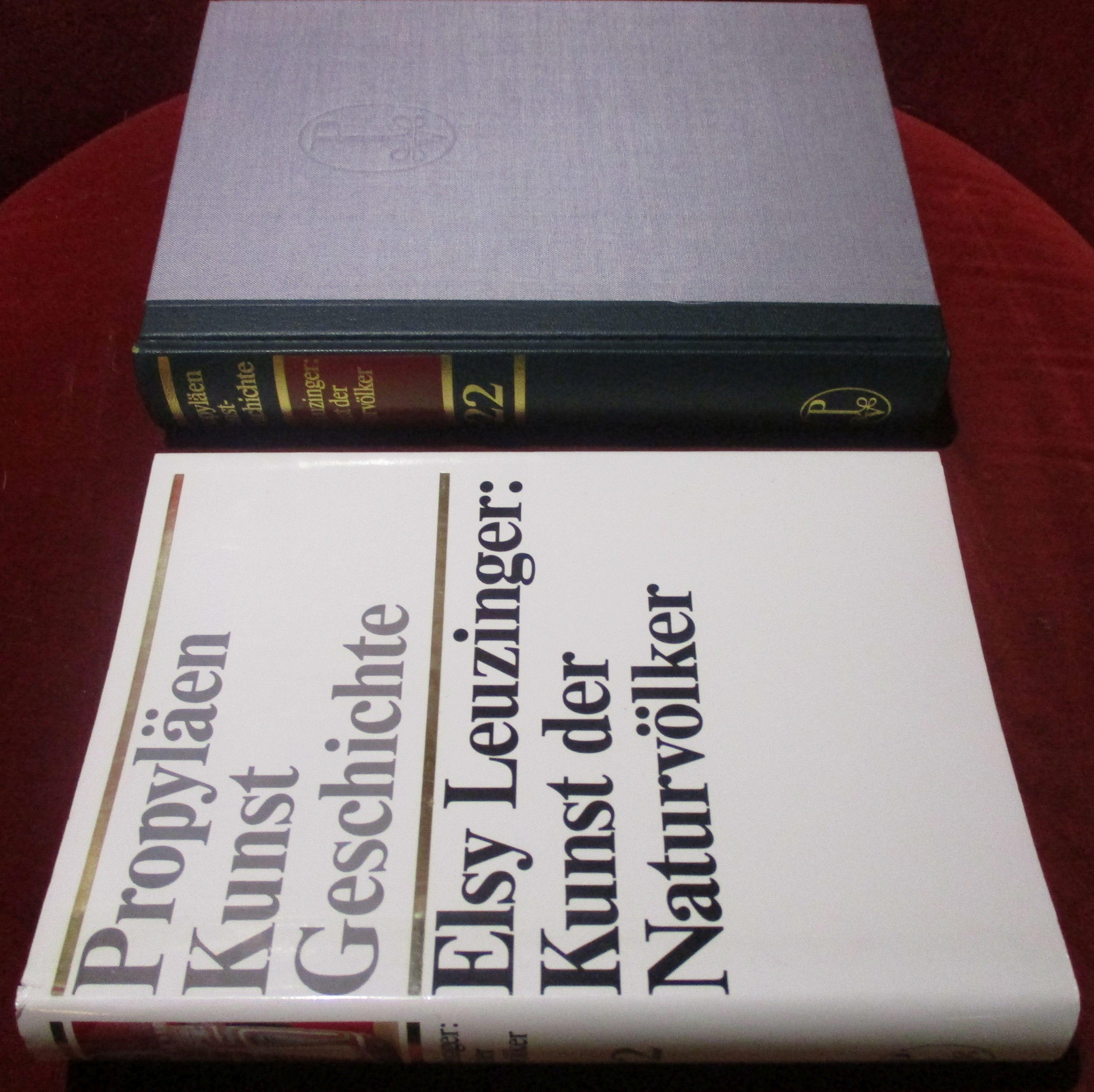 Propyläen Kunst Geschichte - Supplementband : Kunst: Elsy Leuzinger