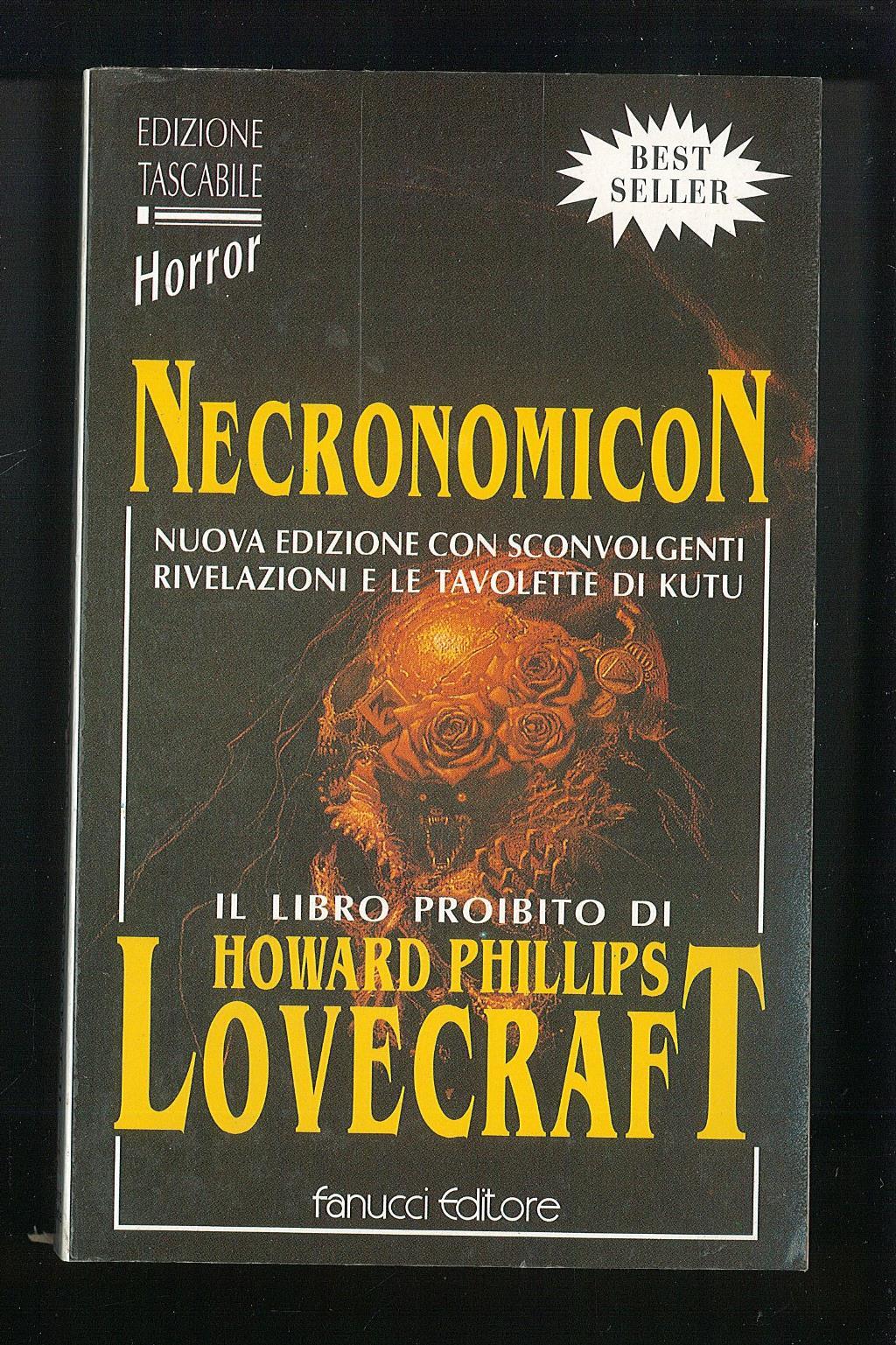 Necronomicon il libro proibito di H.P. Lovecraft: Lovecraft