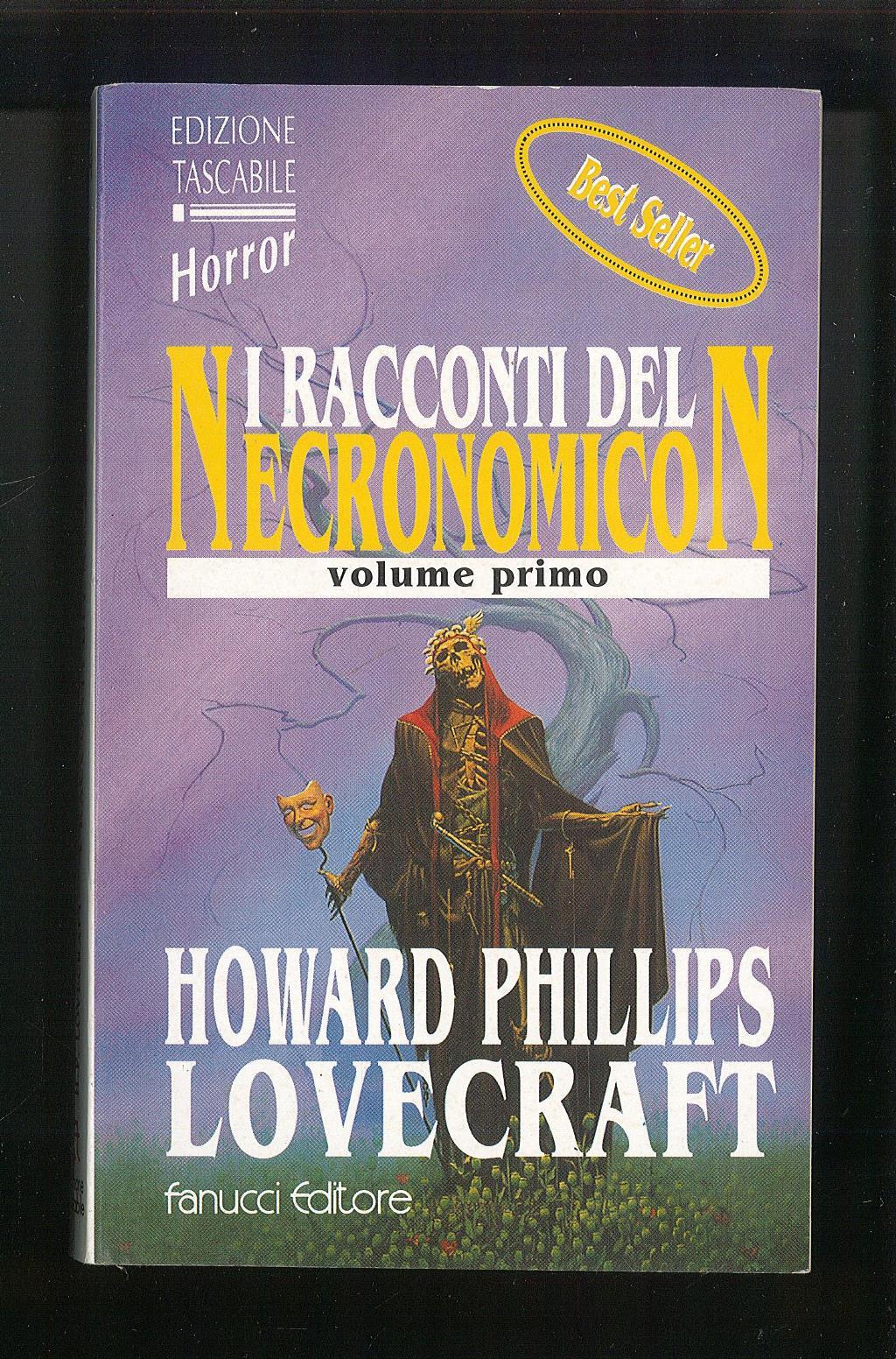 I racconti del Necronomicon - Vol. 1: Lovecraft